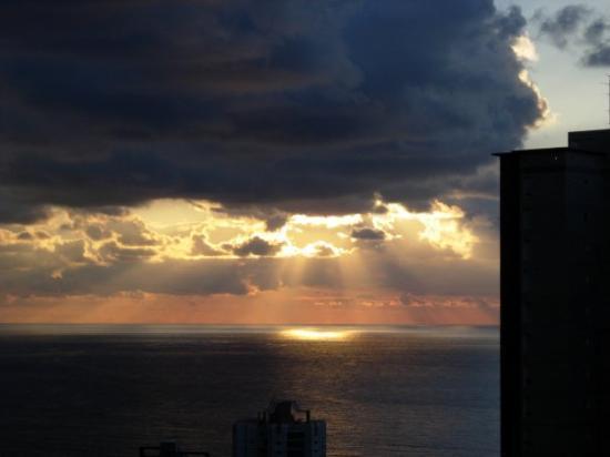 Haifa, Israel: הנוף מהדירה האחרונה שלי בחיפה