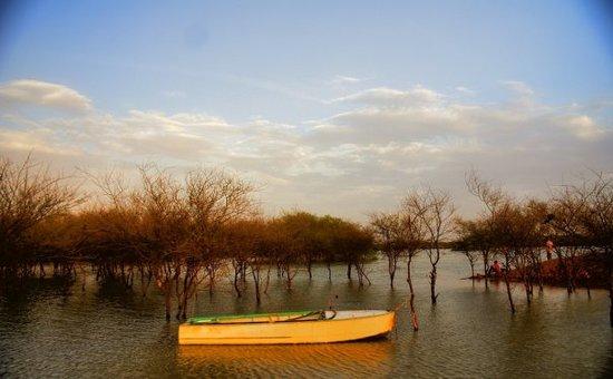الخرطوم, السودان: near AL Sunut Island