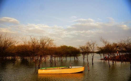 Khartoum, Sudan: near AL Sunut Island
