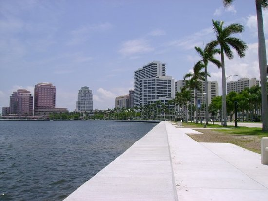 Уэст-Палм-Бич, Флорида: West Palm Beach, FL USA