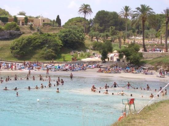 Beach, Club Med, Otranto, Italy