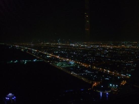 Burj Al Arab Jumeirah : The view from the Skybar