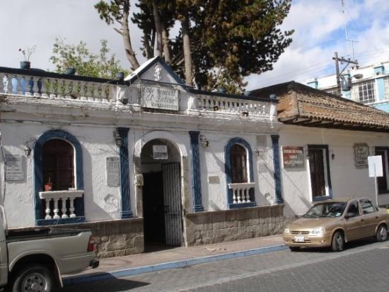 "Riobamba, Ecuador: Where Simón Bolívar wrote his poem ""Mi Delirio Sobre El Chimborazo"""