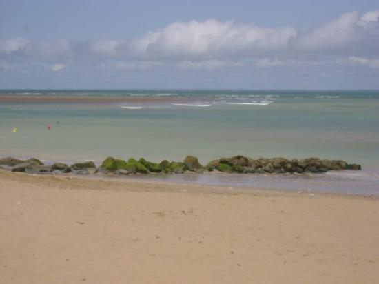 Saint-Georges-d'Oleron, Francia: Foulerot Plage
