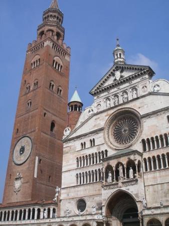 Cremona - Il Duomo ed il Torrazzo