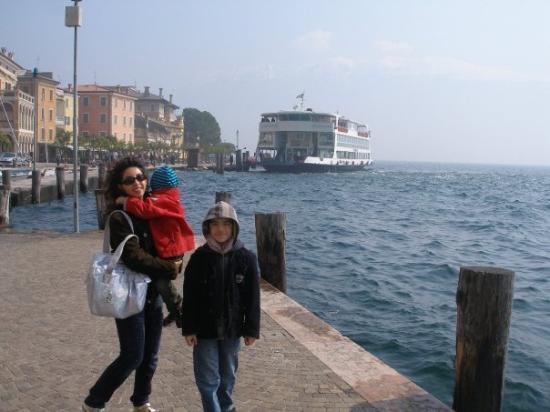 Гаргнано, Италия: Lago di Garda - Gragnano