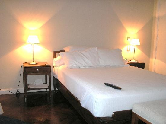 NH Gran Hotel Provincial: habitacion
