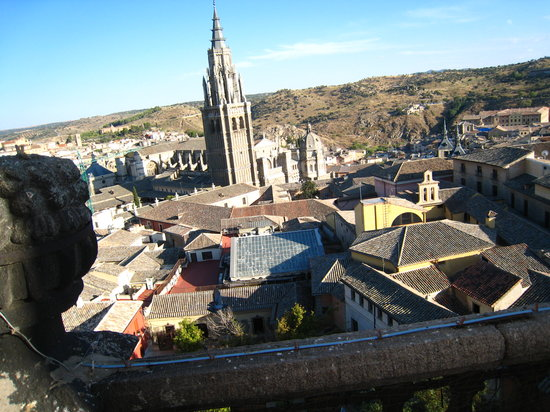 Toledo&La Mancha Tour - SPAIN-GUIDE Global Servicio
