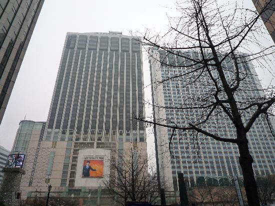 Lotte Hotel Seoul, Korea