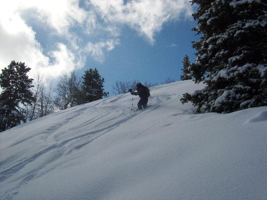 The Ruby of Crested Butte - A Luxury B&B: Backcountry Skiing