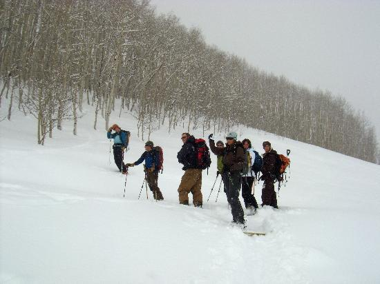 The Ruby of Crested Butte - A Luxury B&B: Avalanche Awareness Training Class
