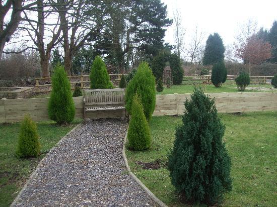 The Manor House Hotel: Garden