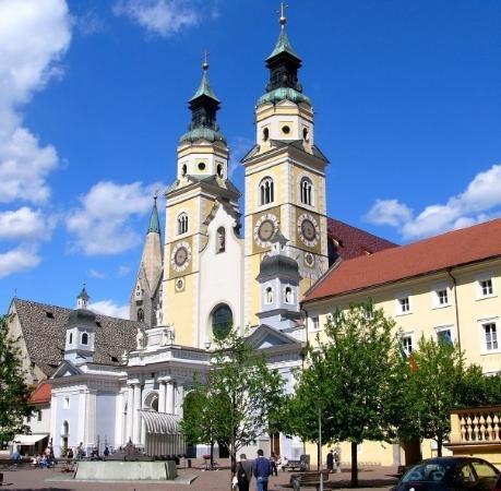 Bressanone, Italy: Brixen Cathedral . . .