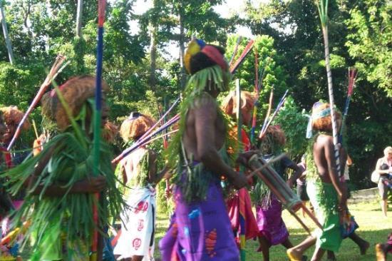 Pangi, Vanuatu: Lil' Dancin
