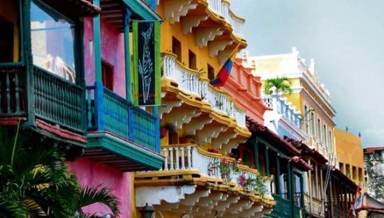Callecitas de Cartagena....