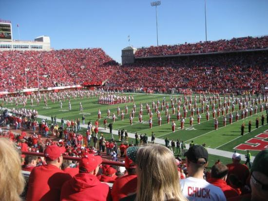 Memorial Stadium South Side Picture Of Lincoln