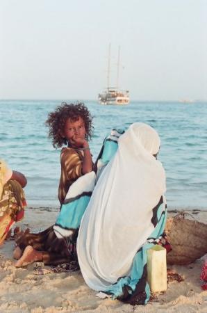 Massawa, Eritrea: Bella bimba eritrea
