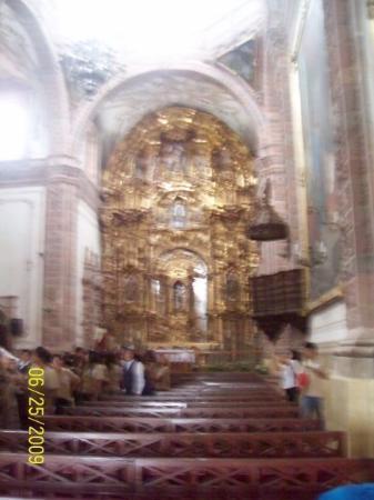 Templo La Valenciana: Templo de Valenciana