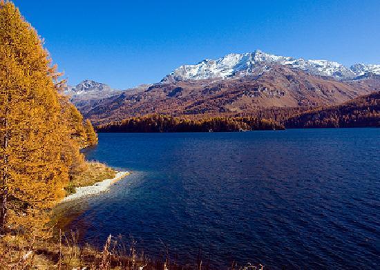 Engadin St. Moritz, Svizzera: Engadin, St. Moritz