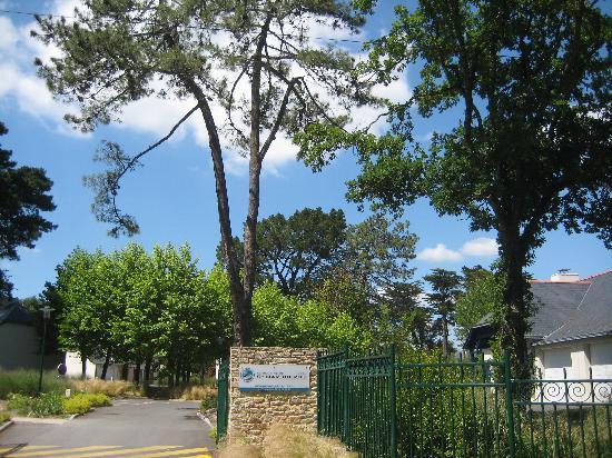 Pornichet, Francia: Entrée du Domaine