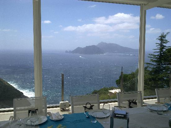 Relais Blu Belvedere: Relais Blu - What a view