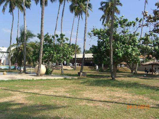 Westelijke Provincie, Sri Lanka: grounds
