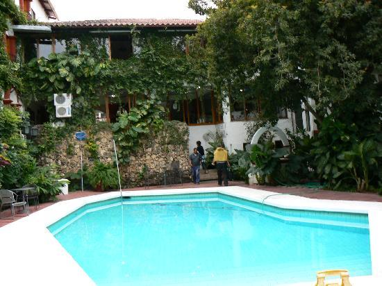 Hotel La Ceiba: Piscine