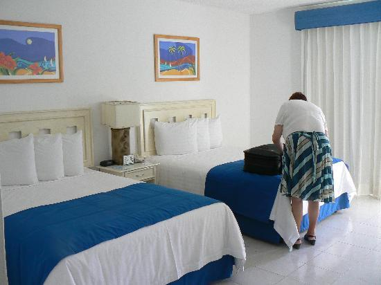 Holiday Inn Cancun Arenas : Chambre double