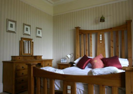 Cormiston Farm B&B: Culter Fell Bedroom