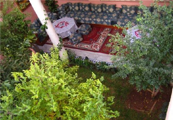 Dar Aliane : patio