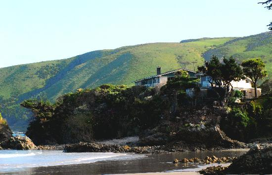 Nugget Lodge, Nugget Point, NZ