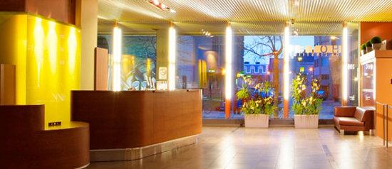 Hotel de l'ITHQ: Reception