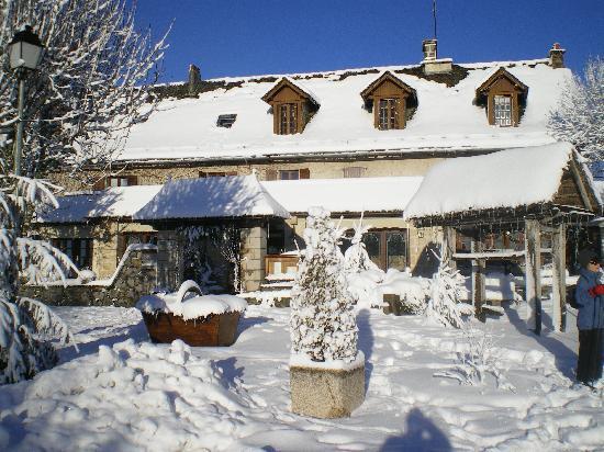 Pailherols, Francja: L'Auberge des Montagnes