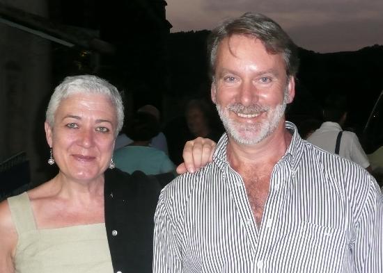 La Radassiere: Maryse et Richard