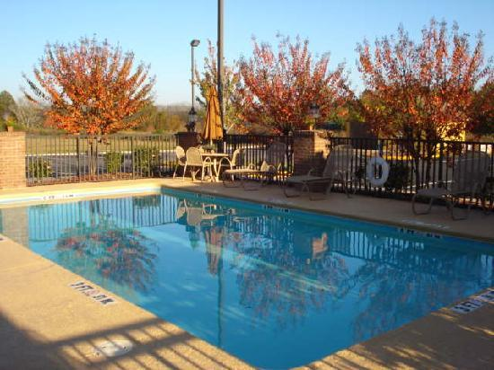 Holiday Inn Express Hotel & Suites Byron: Swimming Pool