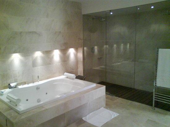 Finca Prats Hotel Golf & Spa: baño