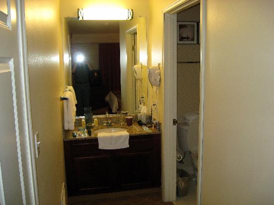 Residence Inn West Springfield: Bath 1