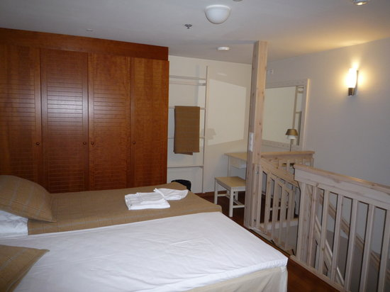 Hotel K5 Levi: La mezzanine