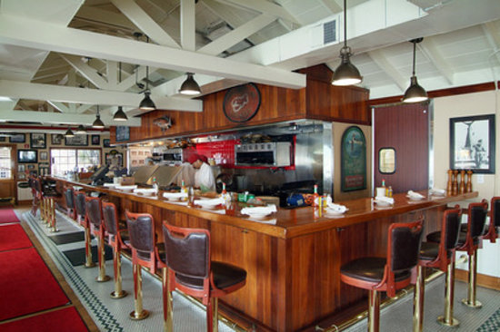 Bluewater Grill Seafood Restaurant Oyster Bar At Newport Beach