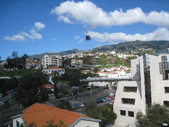 Residencial Parque: View from Balcony