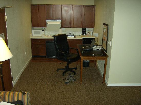 HYATT house Branchburg: Photo of 1 room suite