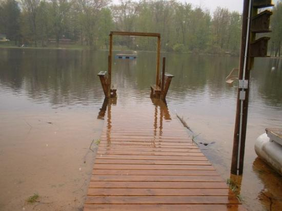 Hesperia, MI: The Great flood of 2008