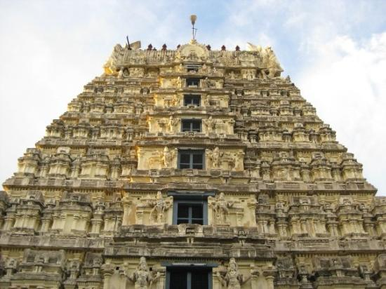 Vellore, Hindistan: temple ^^