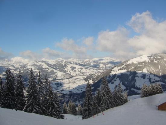 Gstaad, Schweiz: The most beautiful weather!!!!