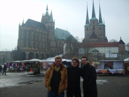 erfurt and itz 2 domes