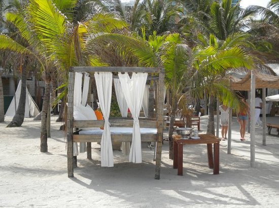 Nikki Beach South Choose From One Of Our Opium Beds Also Known As Cabanas Picture