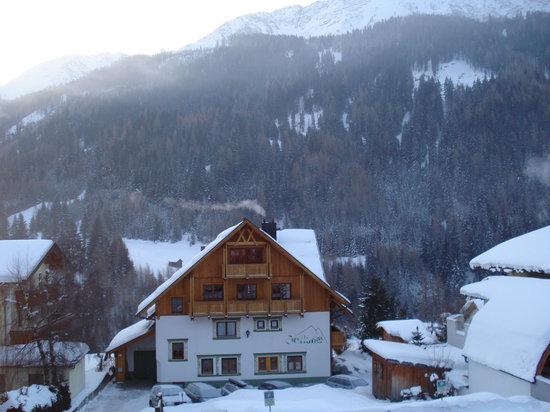 Genusshotel Das Sonnbichl: View from our room