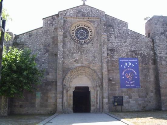 Baiona, Spain: Chiesa di Bayona