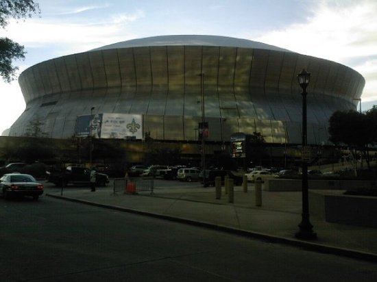 The top 10 things to do near brent house hotel for Mercedes benz superdome suites