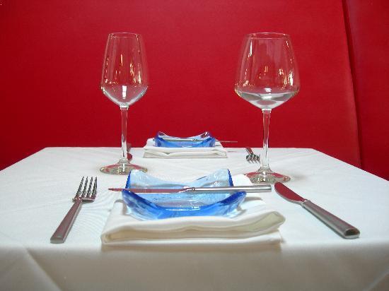 Mineral Restaurant: Dining room